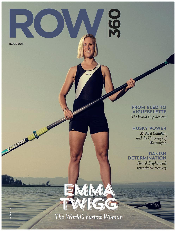 Cover // Magazine Row 360