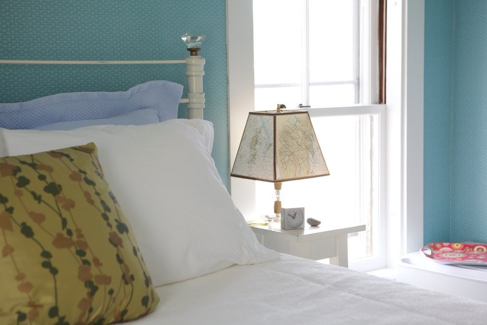 Sleep in and enjoy a peaceful morning at the inn.
