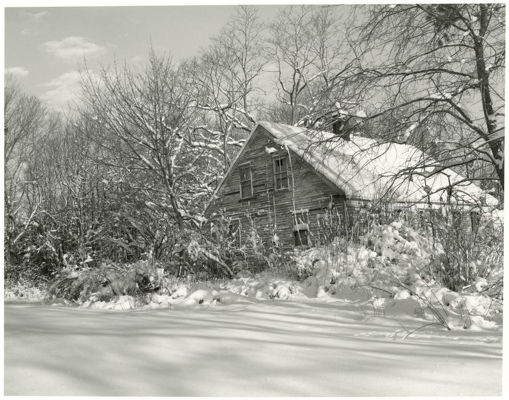 After the Storm, Thomaston 2016 Gelatin Silver Print