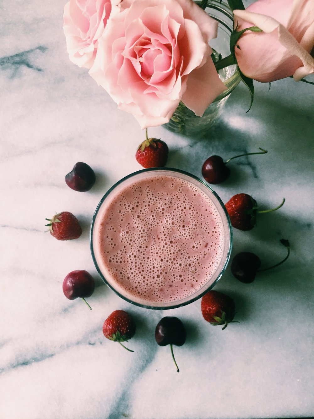 Summer Cherry Smoothie