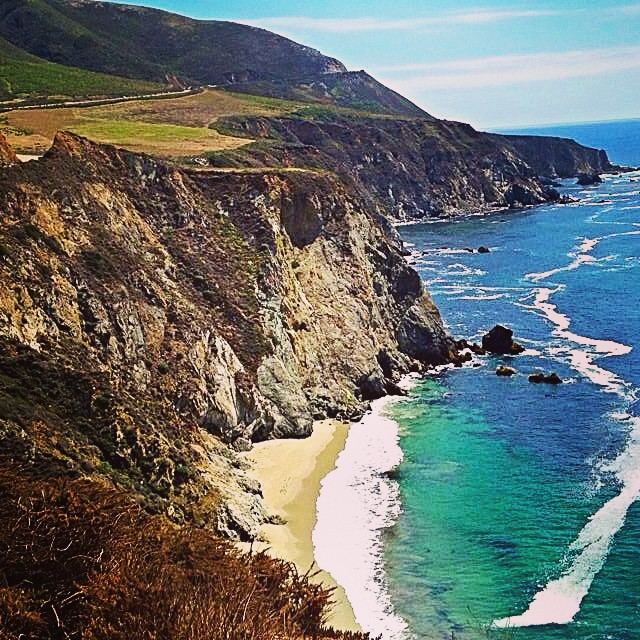 Big sur #lbloggers #travel check it out at pacifictopark.com