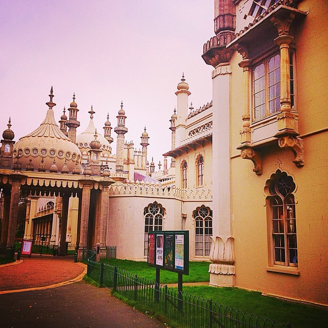 Wishing I was still #traveling #brighton #unitedkingdom new post up on www.pacifictopark.com