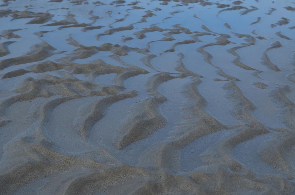 Lewis sand ripples