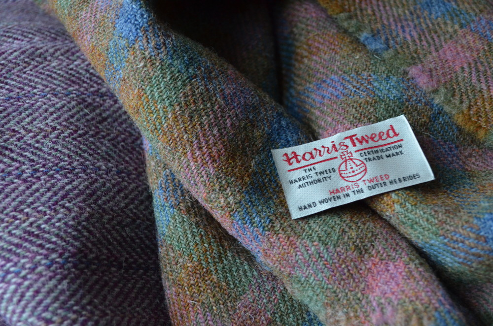 Hedridean Harris Tweed