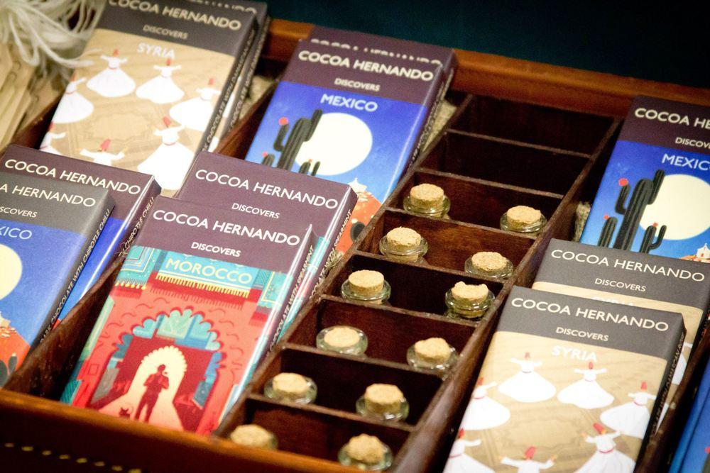 Cocoa Hernando Makegood
