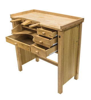Durston Jewellers Workbench, Cookson Gold