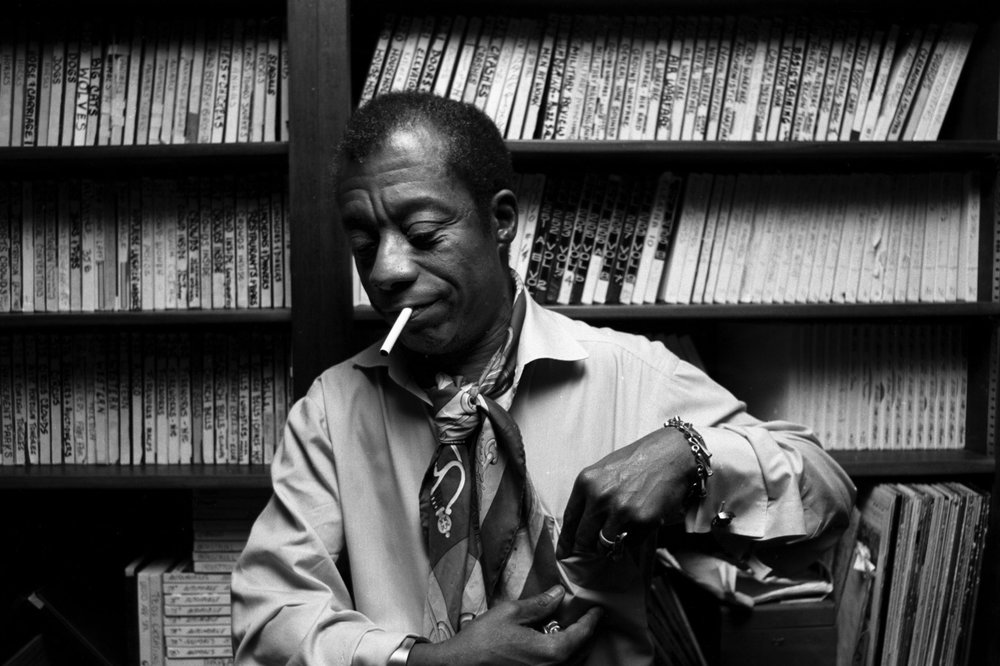 James Baldwin -