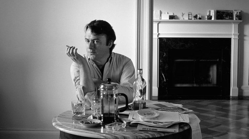 Christopher Hitchens -
