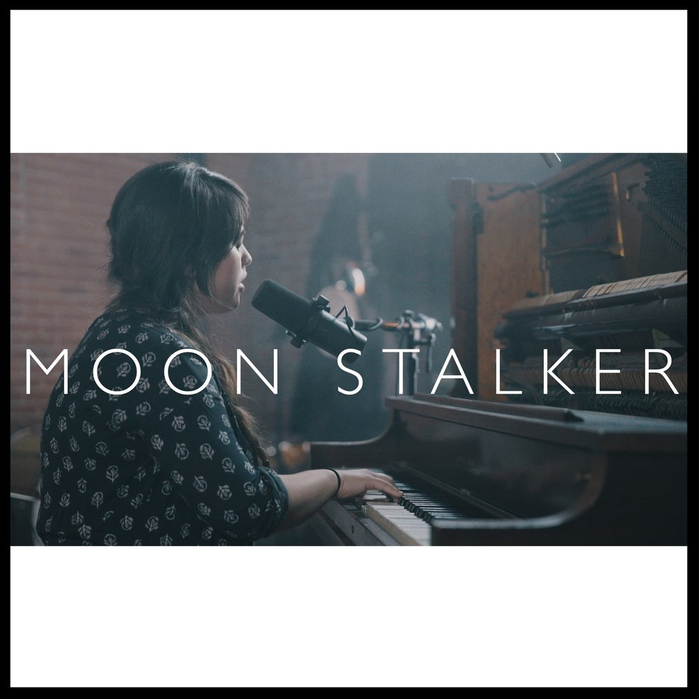 Moon Stalker (Live) by Courtney Swain