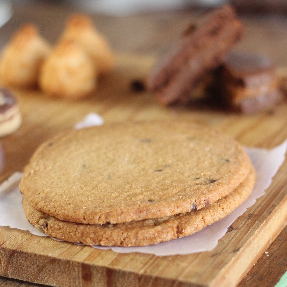 Cookie chocolate chip $85 c/u