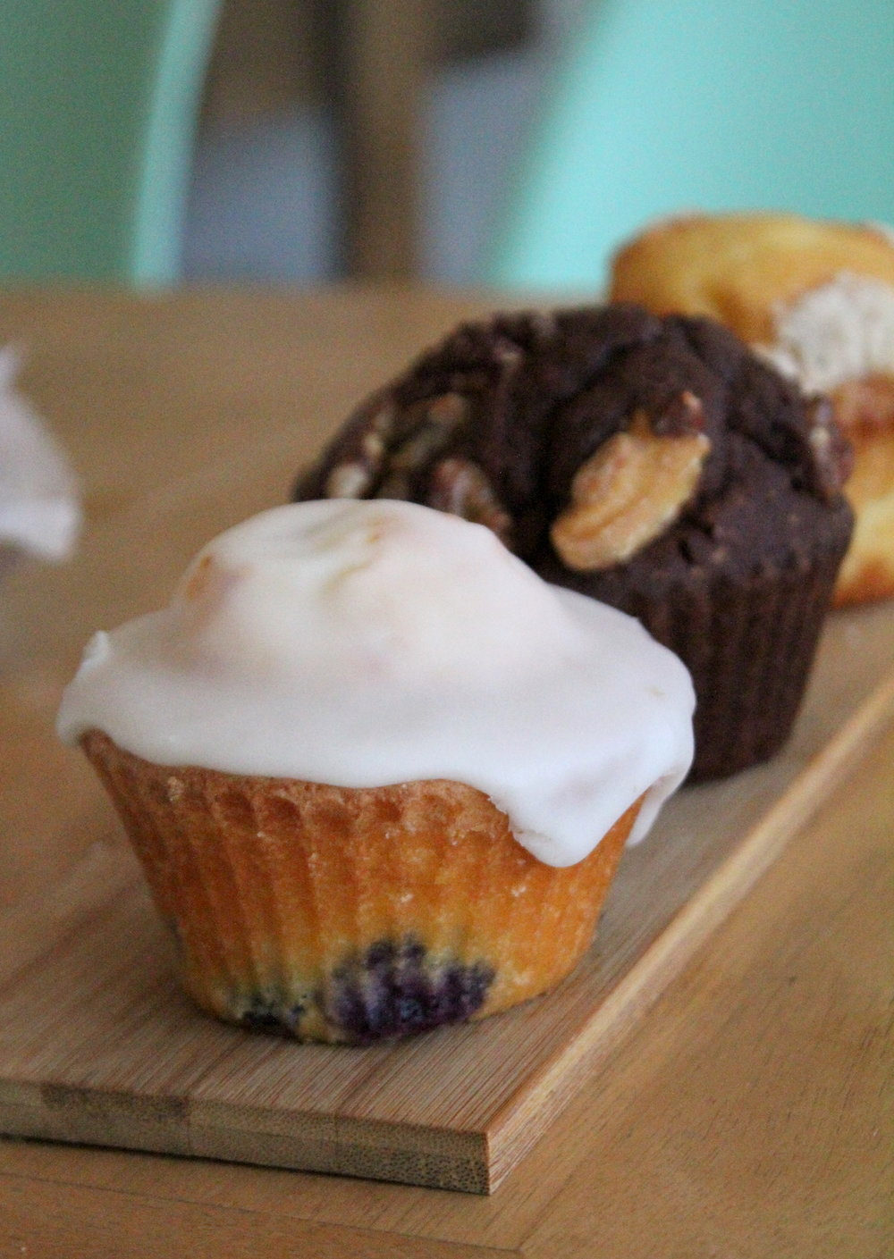 Super muffin $90 c/u