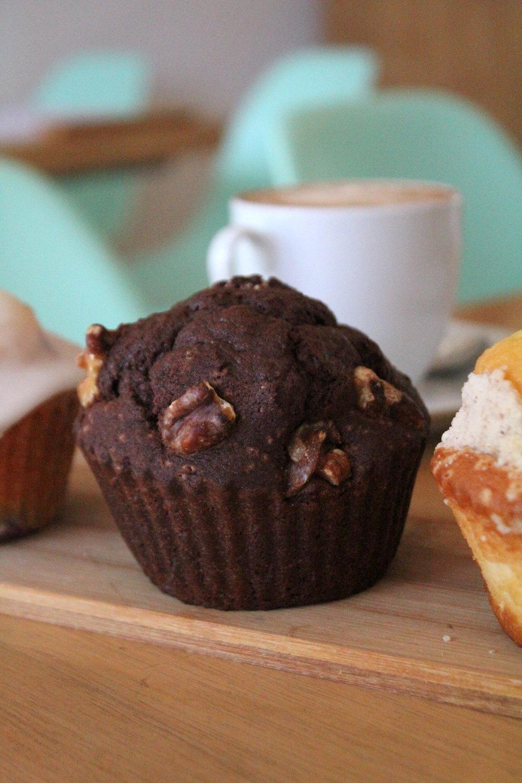 Super muffin choco