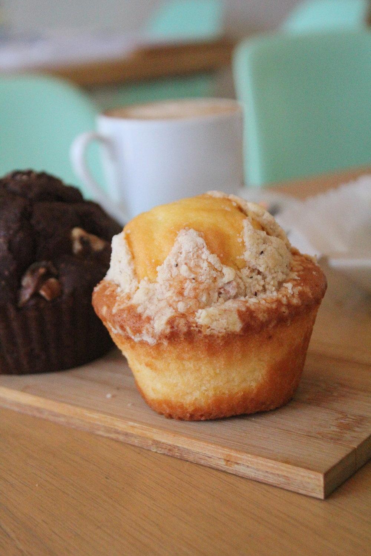 Super muffin limón