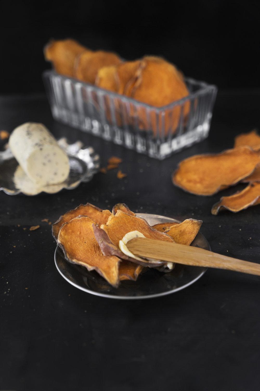 Chips de boniato 150g