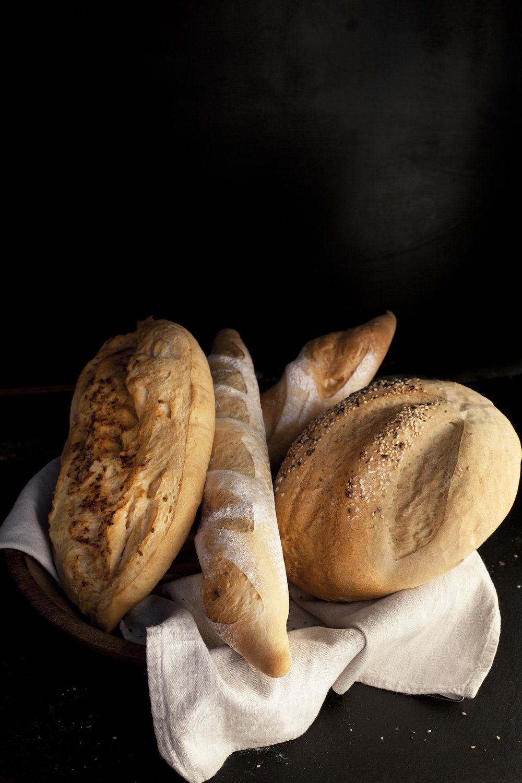 Pan de campo (artesanal)