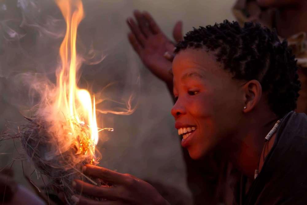 Khosian people - tanzanian bushman - Dr. Flash:shutterstock.jpg