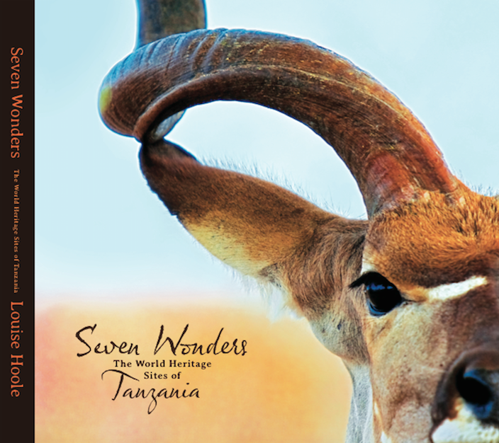 Seven Wonders   : the World Heritage Sites of Tanzania . Author. (Second Edition, Black Ink Press, 2014).
