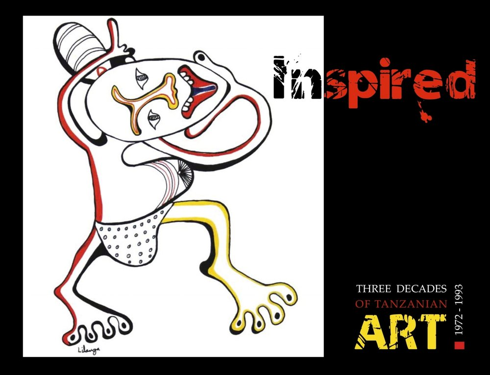 Inspired: Three Decades of Tanzanian Art. Non-fiction. Contributor & Editor. (Vijana Vipaji Foundation, 2012).