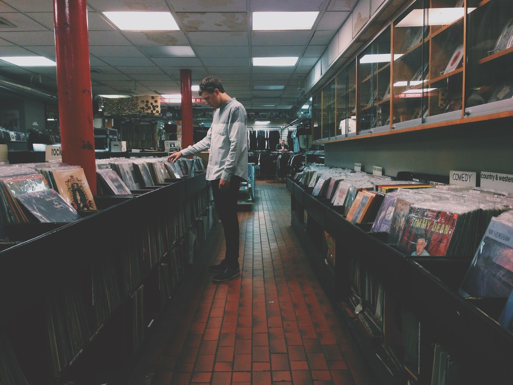 Generation Record Shop