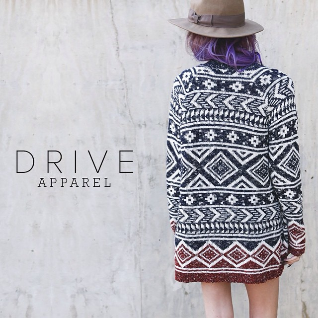 Our Desert Sunset Cardigan is perfect for cool summer nights. Shop new arrivals at driveapparel.com.