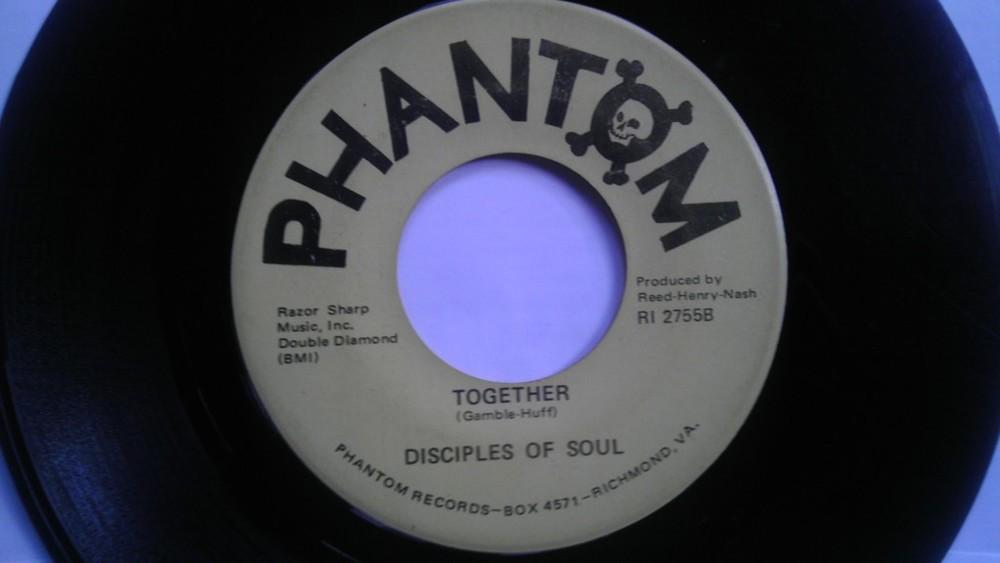 5 - Disciples of Soul - Together.jpg