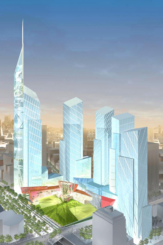 Studio Daniel Libeskind, NYC