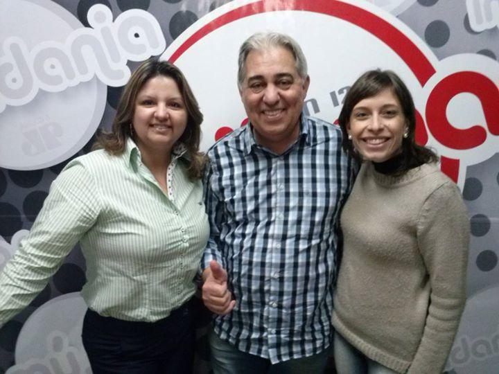 Entrevista para o Cacá Martan. A Santa Cultura virou notícia! =)
