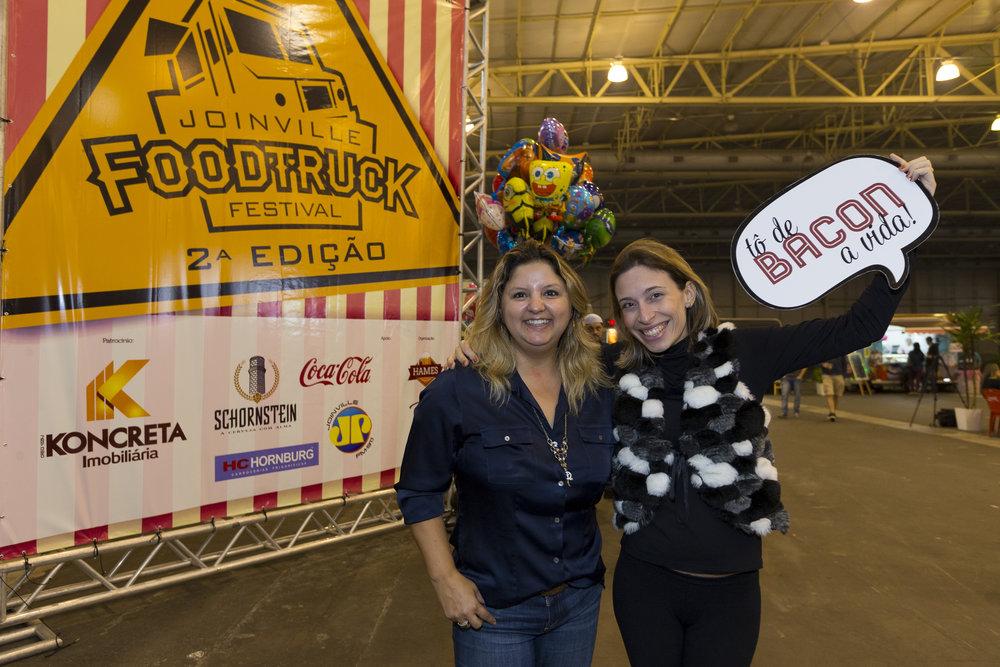 Trabalho, diversão e comida boa no Food Truck Festival Joinville, outubro 2015!