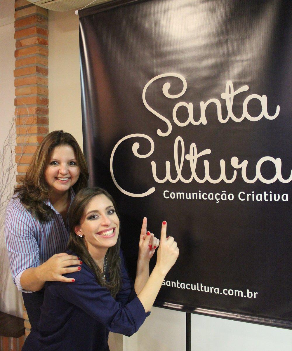 Aniversário de um ano da Santa Cultura, junho 2014!