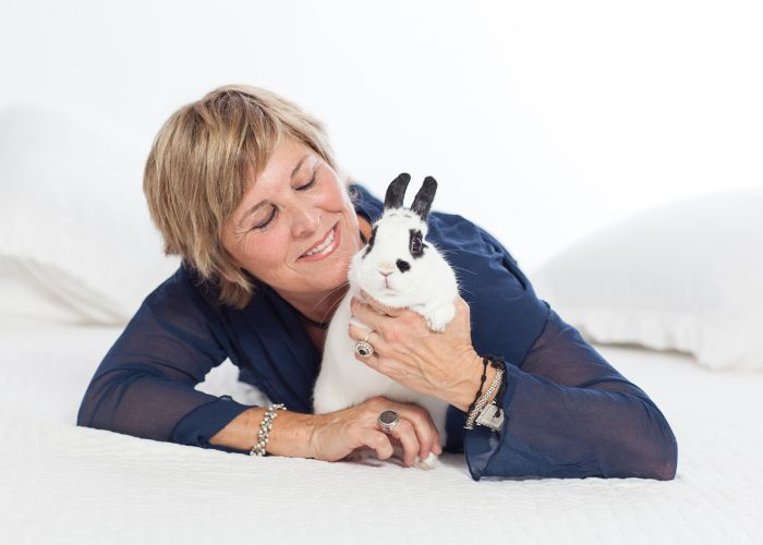 Love your bunny and, in turn, they will love you back!