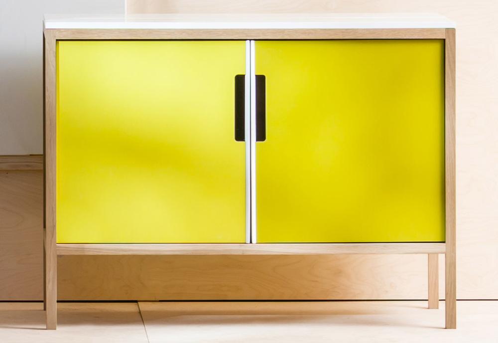 Frame cabinet for Protosdemos