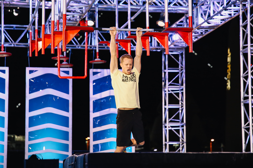 geoff britten ninja warrior photo