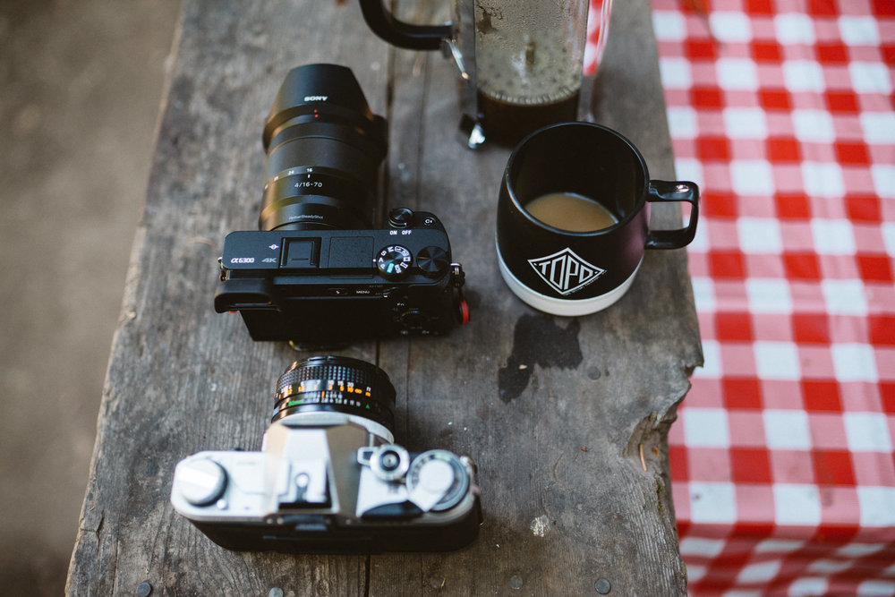 outdoor gear for photographers