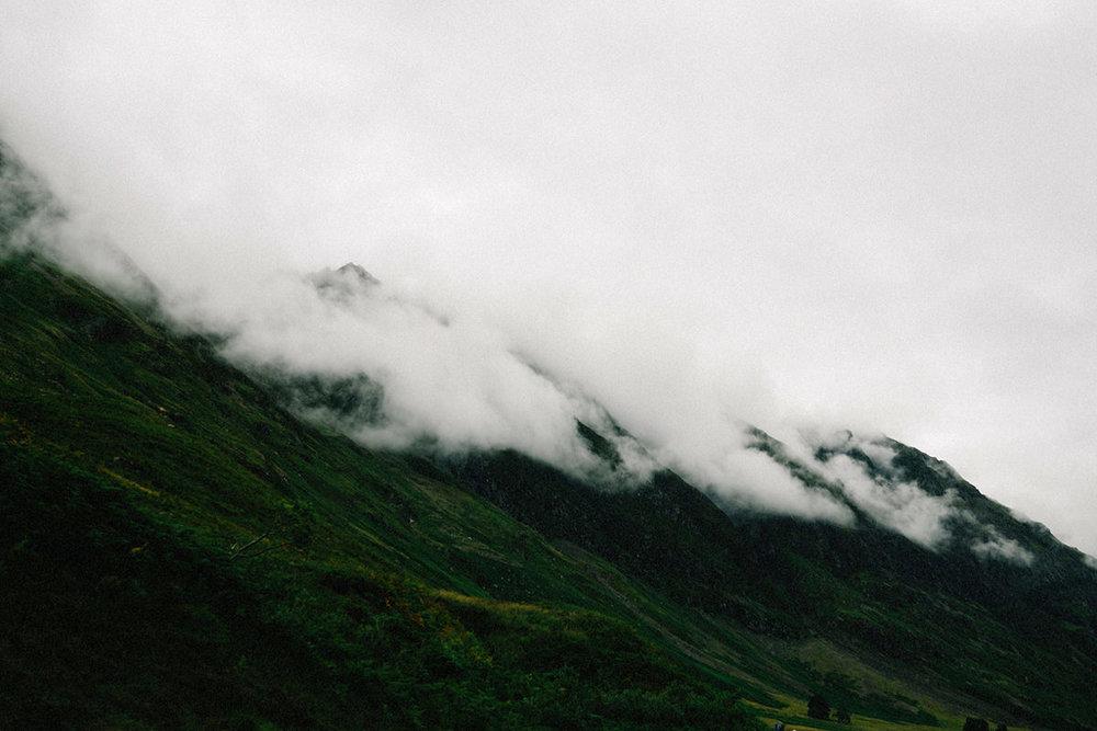 scottish highlands photo