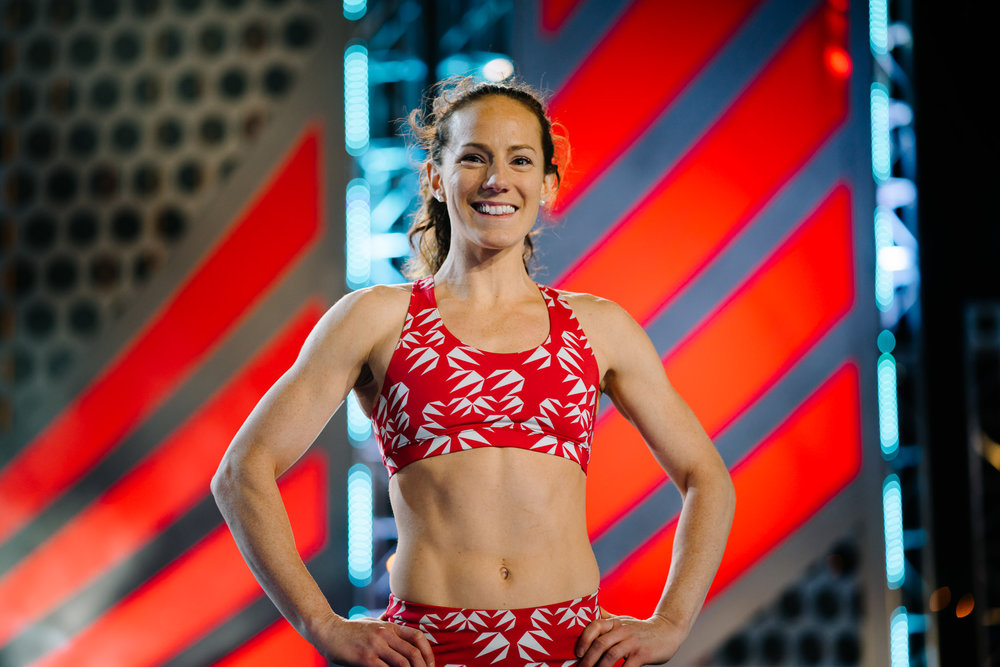 rose wetzel ninja warrior