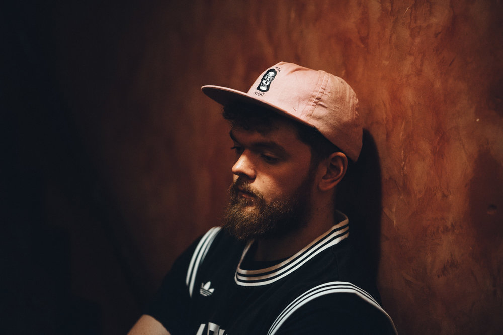 jack garratt backstage