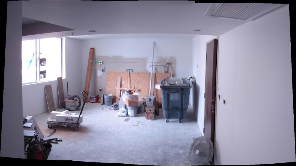 Bedroom Construction