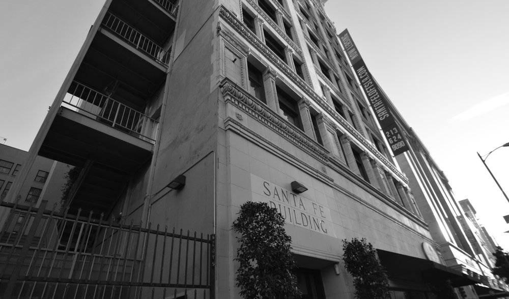 SANTA FE LOFTS - Los Angeles, CA