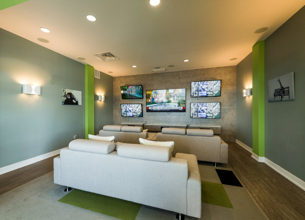 Media Rooms -