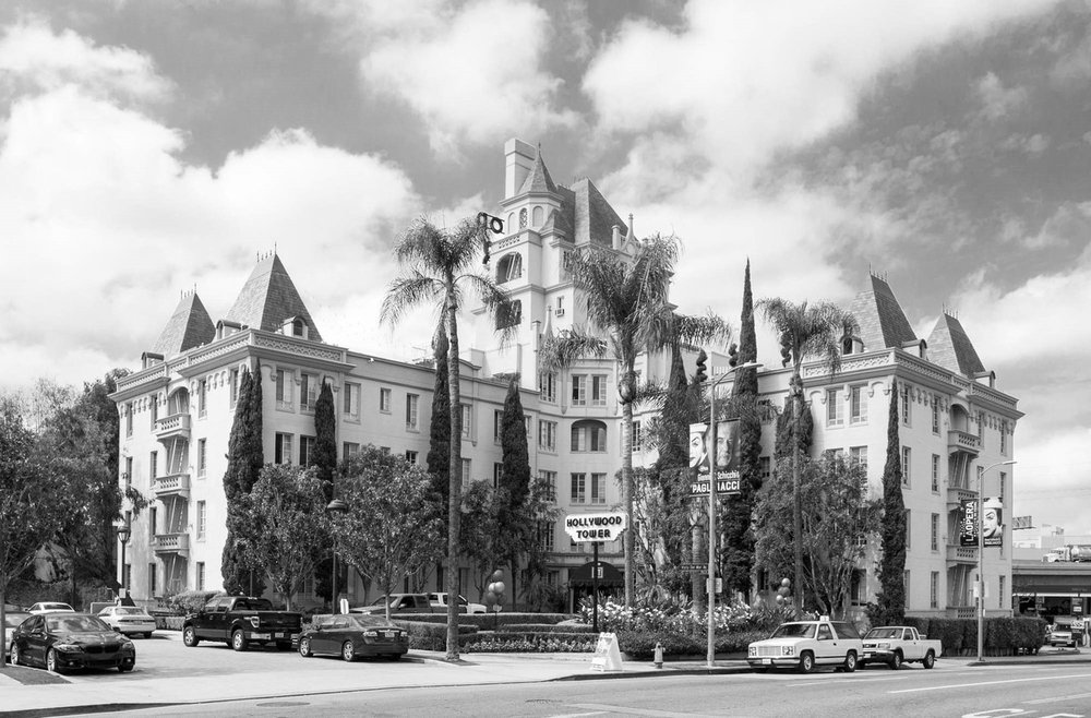 HOLLYWOOD TOWERS - Los Angeles, CA