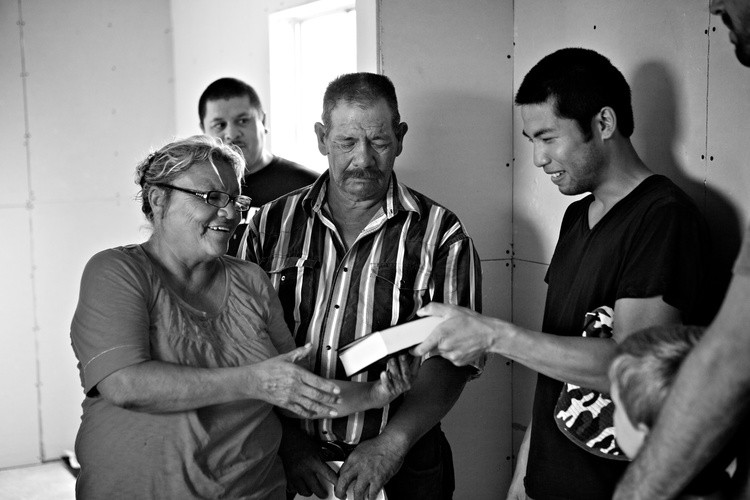 Casas por Cristo partnerships in Guatemala