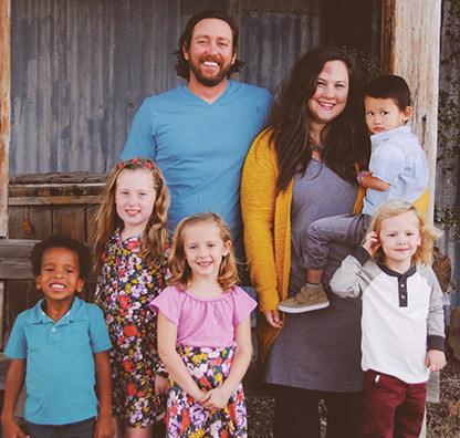 Casas por Cristo missionaries