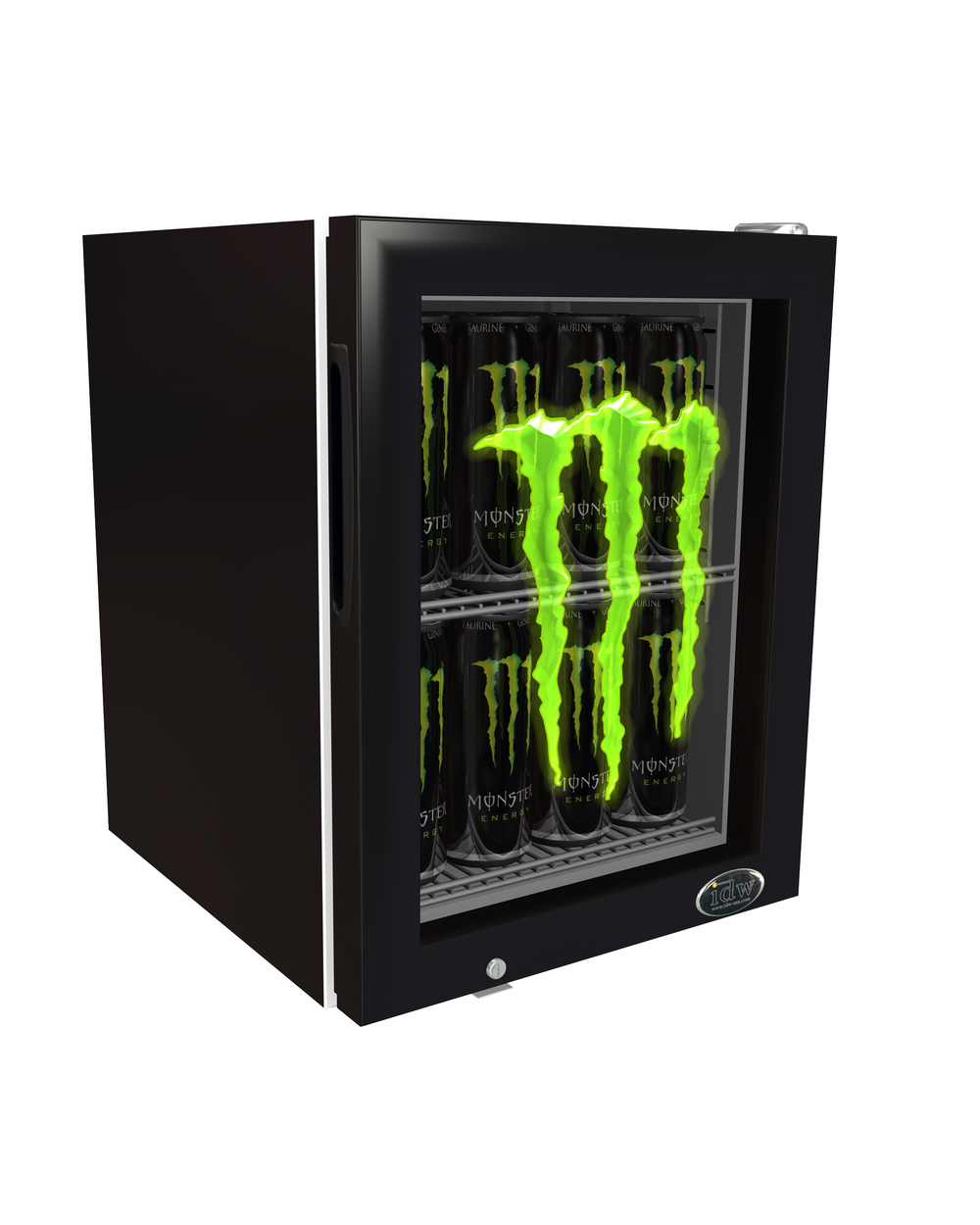 GS 1 Countertop Cooler IDW Innovative DisplayWorks
