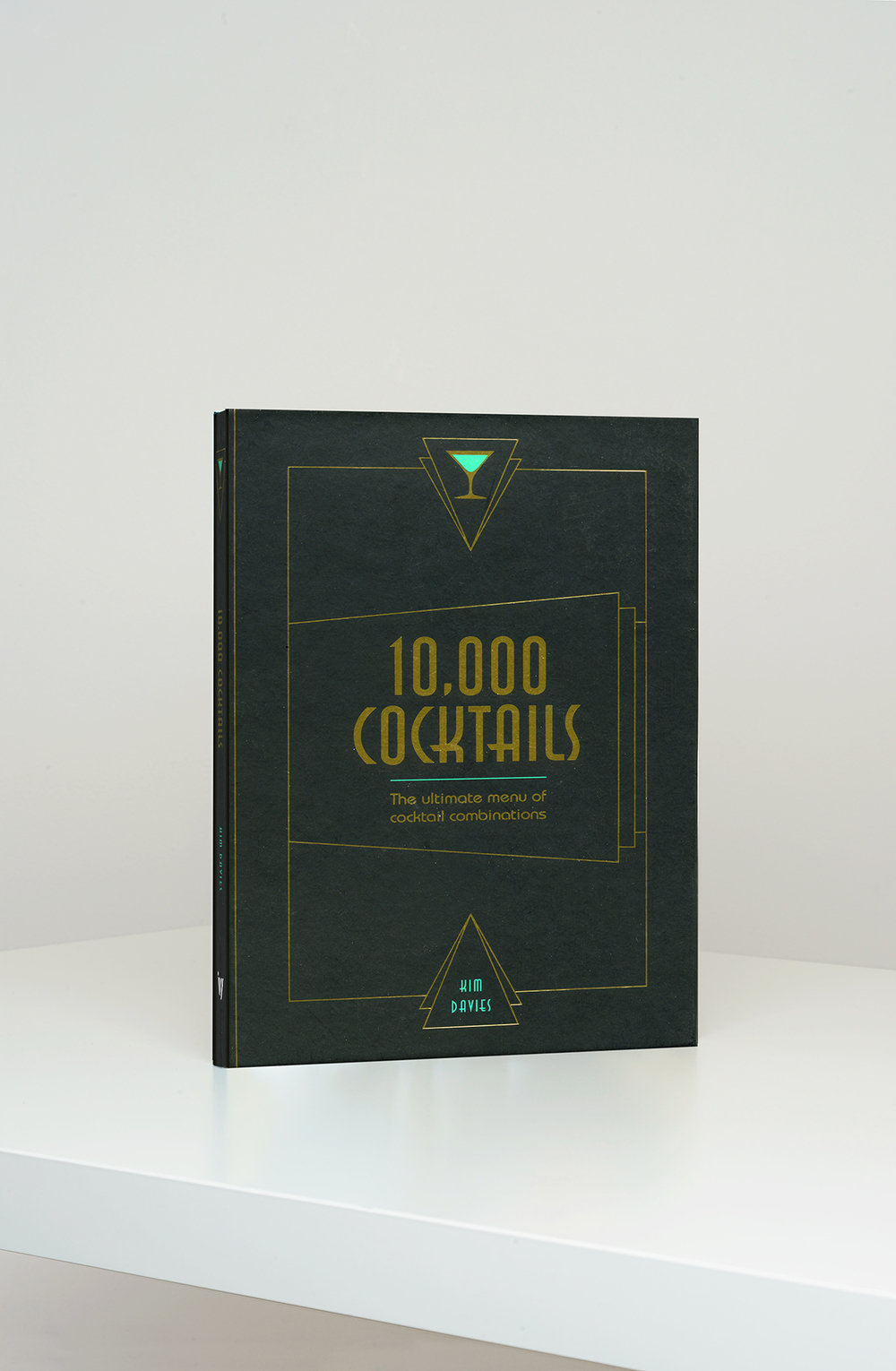 10,000 Cocktails. Commissioned by Ivy Press
