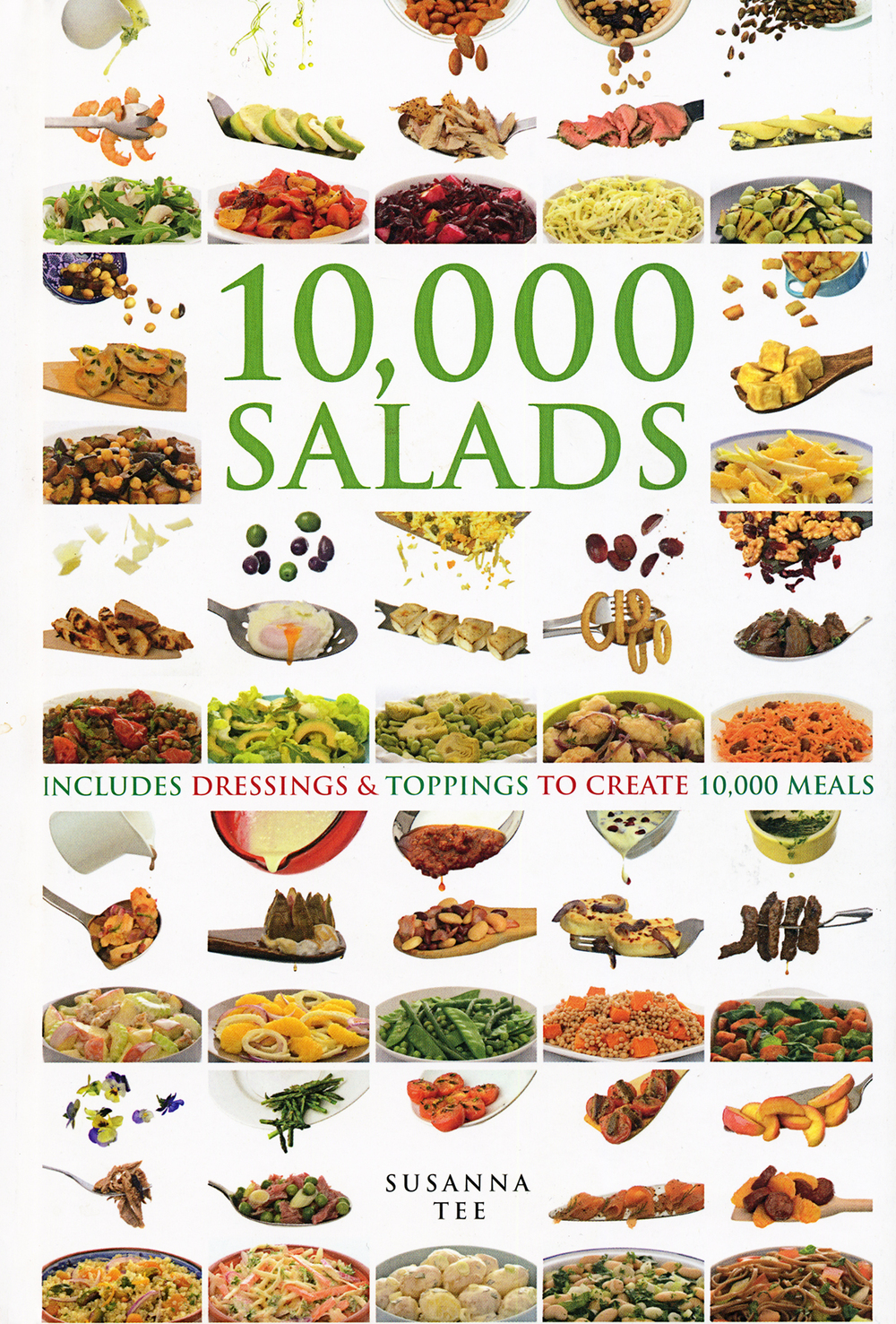 10,000 Salads. Commissioned by Ivy Press
