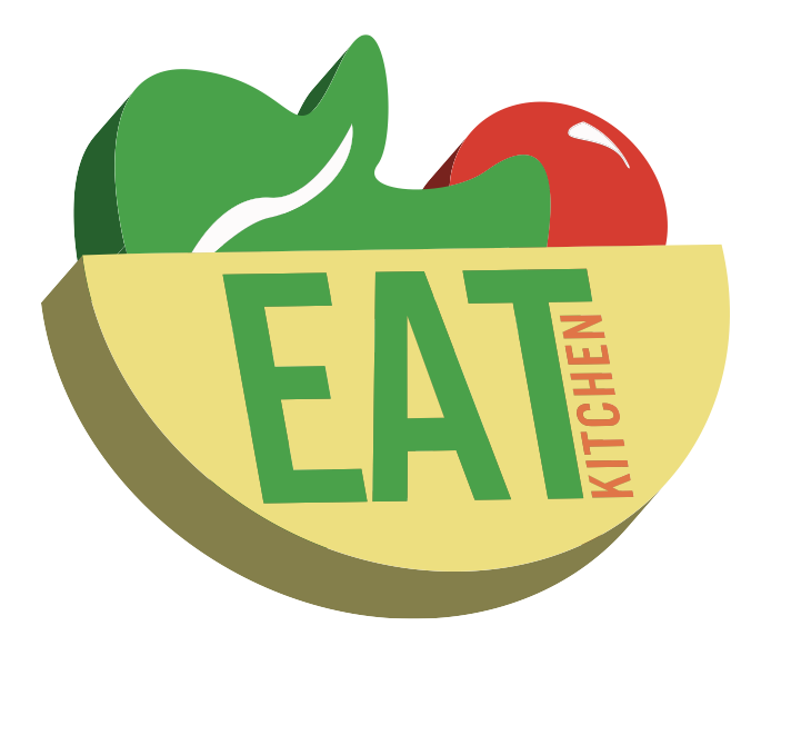 Eat Kitchen_3D Logo