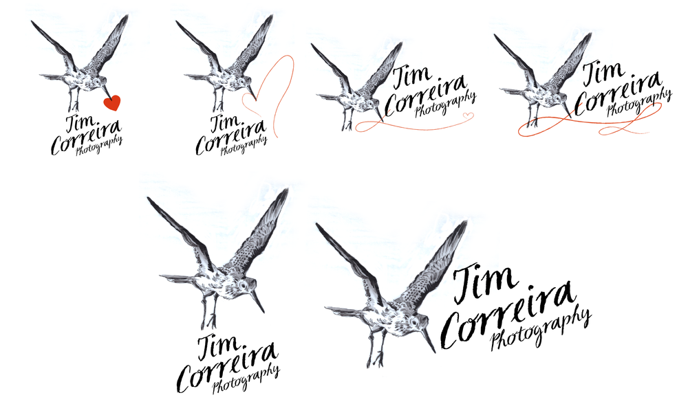 Tim Correira Photography Logo