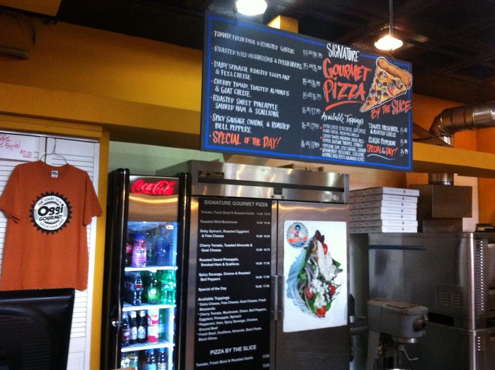 Oggi Gourmet_Pizza Board