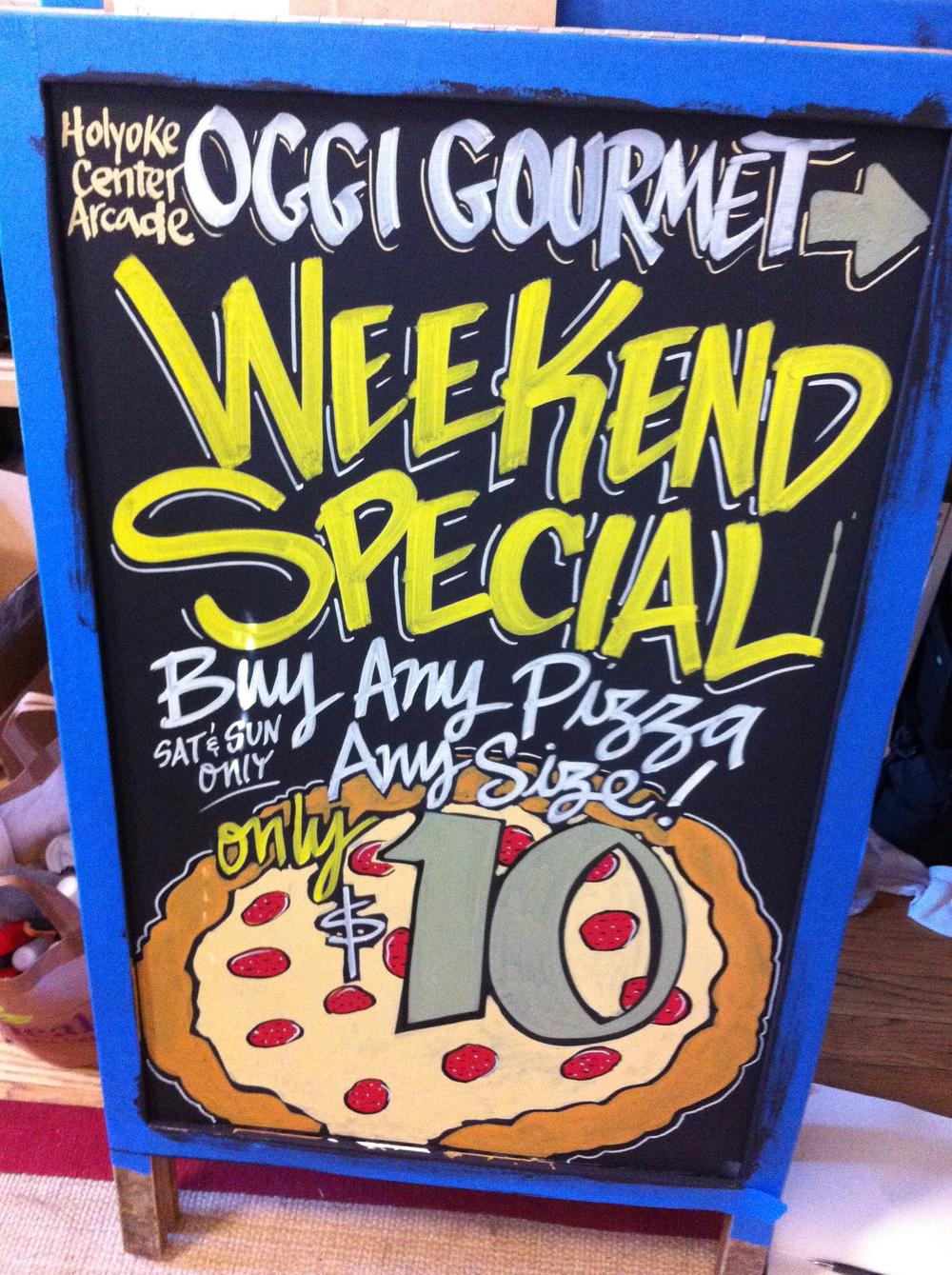 Oggi Gourmet_A-Frame