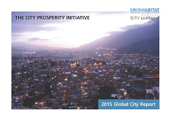 CPI GLOBAL CITY REPORT. Click here to find the information on UN-Habitat Wesbite